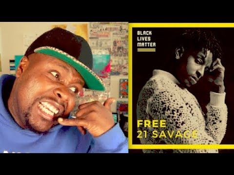 21 Salvage & Friend Arrested by ICE-  Black Live's Matter Step In Full Details Mp3
