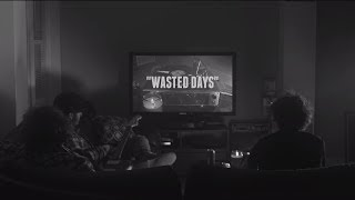 MADE VIOLENT - WASTED DAYS (LYRIC VIDEO)