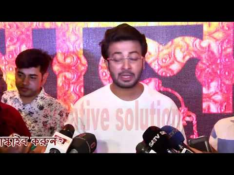 Shakib Exclusive  Interview   About Upcoming New Movie  And Film Industry