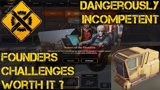 Crossout Is Completing Return of The Founders Challenges Worth It?