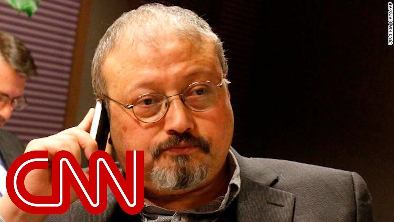 Hear Jamal Khashoggi's powerful final op-ed