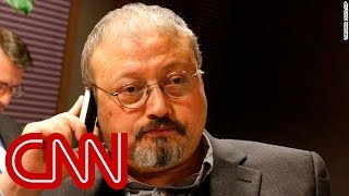 Hear Jamal Khashoggi's powerful final op-ed