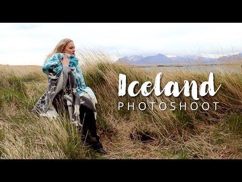 Photoshoot in Akranes & Reykjavik, Iceland 🌾