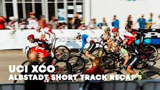 UCI MTB 2018: The first ever men short track XCC race in the World Cup.