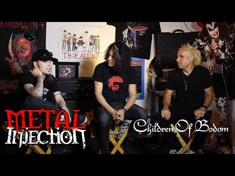 LOUDER EDUCATION: Alexi Laiho of CHILDREN OF BODOM (S2 E5)