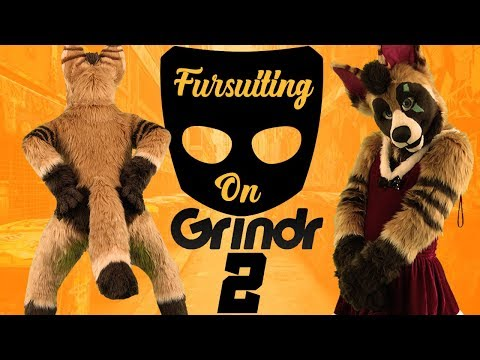 FURSUITING ON GRINDR 2