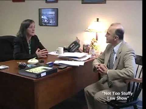 """Law School Admissions - """"The Not Too Stuffy Law Show"""" - Episode 4"""