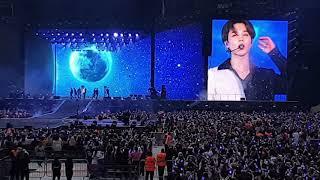 Jimin [ BTS ] - Serendipity / Day 2 / London Wembley Stadium