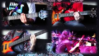 """Between the Buried and Me """"Telos"""" performance demonstration"""