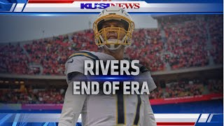 Remembering the career and legacy of Chargers great Philip Rivers