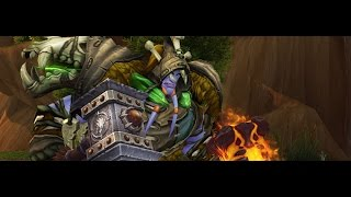 World of Warcraft: Legion - Monk Artifact Weapon Quest