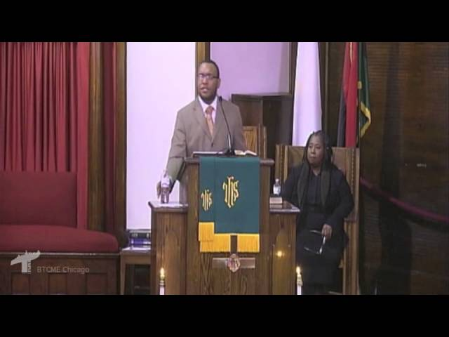 Catch Yourself - Rev. Dion Broughton