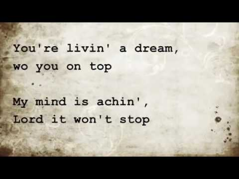 Stevie Ray Vaughan Life By The Drop With lyrics