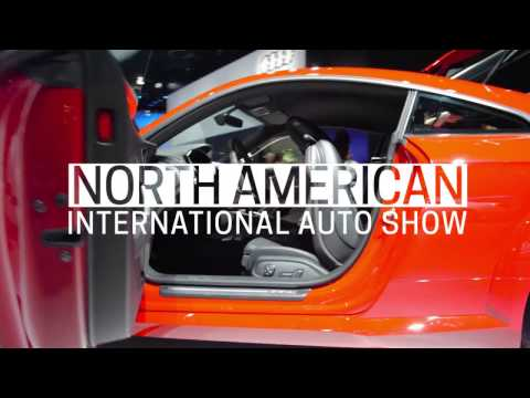Five Things Not to Miss at the North American International Auto Show 2017