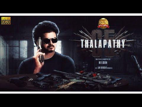ரசிகர்களுக்கு Surprise கொடுத்த Thalapathy 65 படக்குழு - வெளியான Mass புகைப்படம்  Vijay  Pooja Hegde