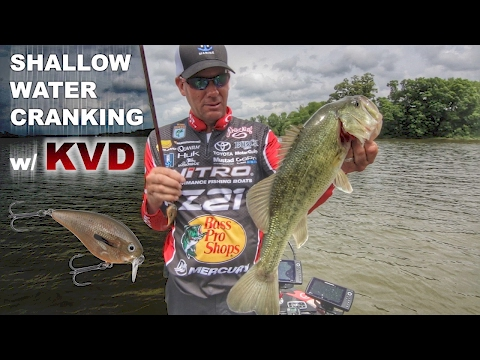 Why You Need To Shallow Crank For Bass