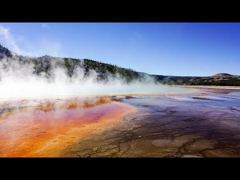 Yellowstone Geyser Basin Sneak Peek | Rock the Park