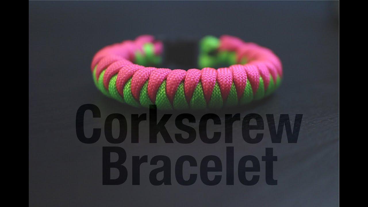 easy paracord bracelet instructions