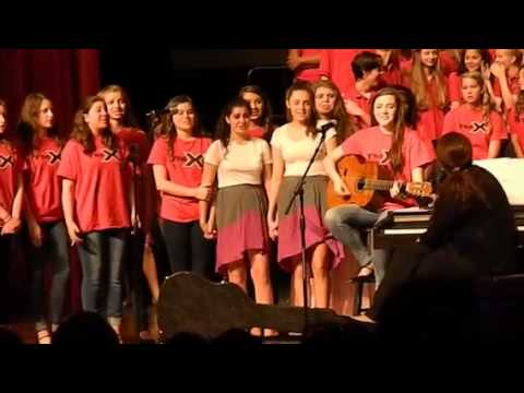 I'll Always Remember You- Madras Middle School Spring Show 2015 (Suprise song for Mrs. Walton)