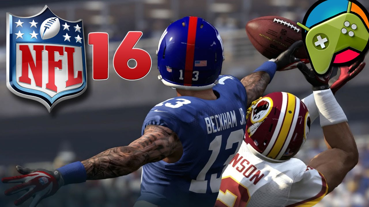 American Football Games Online: Top 5 American Football Games 2016 For Android