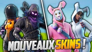 LES PROCHAINS SKINS ET EMOTE DE FORTNITE 3.4 ! (Fortnite Battle Royale)