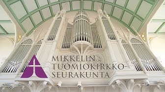 Marianpäivän sanajumalanpalvelus 22.3.2020 klo 10. Mikkelin tuomiokirkossa