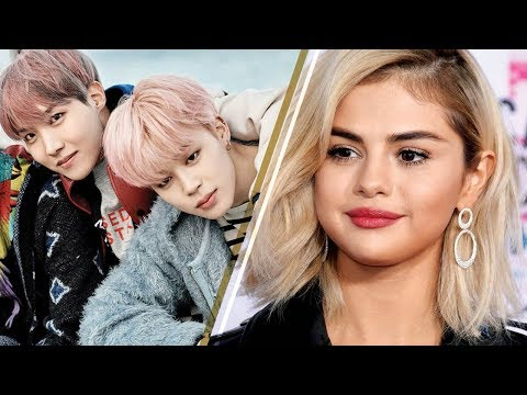 OMG! BTS Collaborating with Selena Gomez!?! 😱