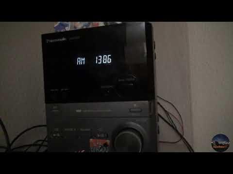Radio Baltic Waves internacional 1386Khz desde San Fernando Cádiz