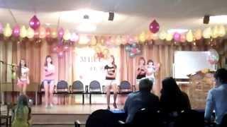 Танец под песню Новое поколение