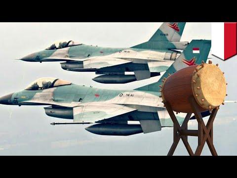 Pesawat Jet tempur akan bangunkan sahur - TomoNews