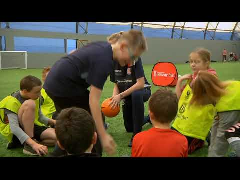 Stoke City Community Trust - Challenge South Africa Project 2018