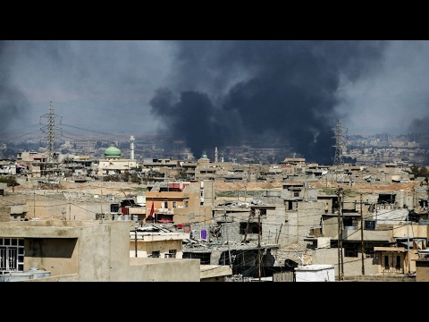 Iraq: US-led coalition says Mosul air strikes 'a terrible tragedy'