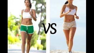 Что лучше бег или ходьба?