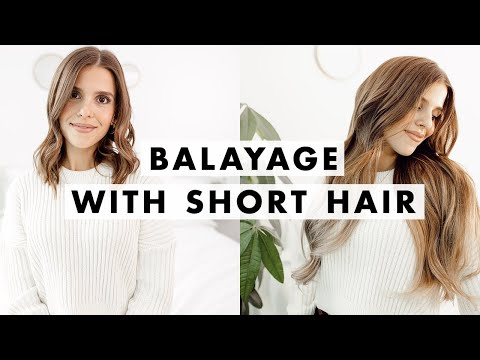 how-to-blend-extensions-with-short-hair-|-luxy-hair
