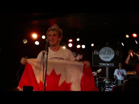 Dalton Rapattoni - SOR Gives Back Tour - Full Set (Toronto, Canada 7/23/16)