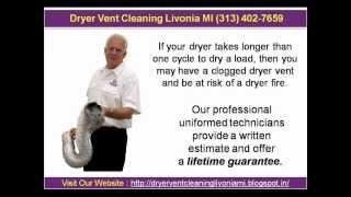 Dryer Vent Cleaning Livonia MI