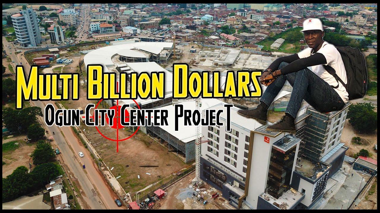 Multi Billion Dollars Ogun City Center Project #Abeokuta #ogunstate #Nigeria  #hilsquad #omotolailori - YouTube