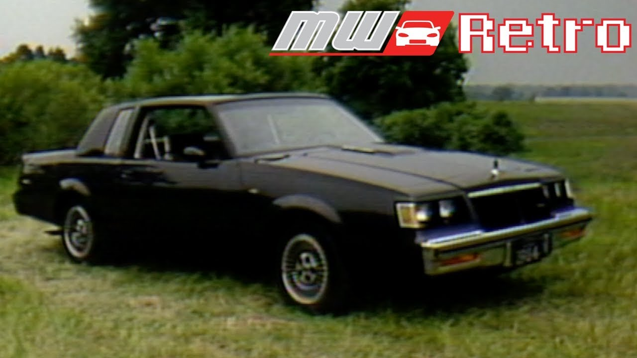 Buick Regal T Type >> 1984 Buick Regal T Type Retro Review