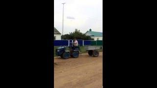 Возможности трактора с прицепом