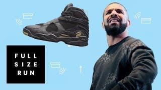 Why Drake Might Leave Jordan Brand   Full Size Run