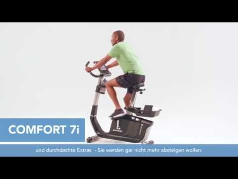 "Video: Horizon Fitness® Ergometer ""Comfort 7i"""