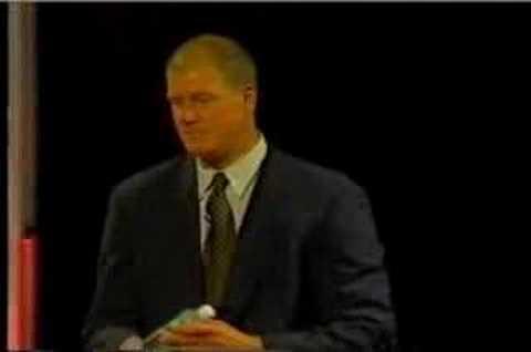 Jim Abbott, former Major League Baseball Pitcher and Motivational Speaker