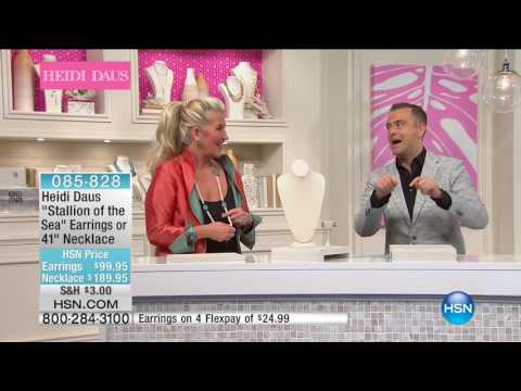 HSN | Heidi Daus Jewelry Designs 05.15.2017 - 11 PM