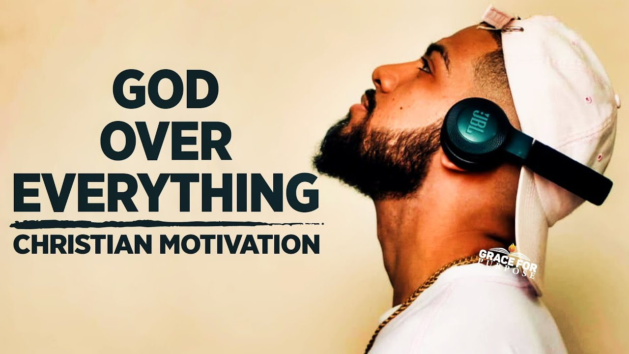 Start Your Day With God | Morning Motivation | Place God First Over Everything!