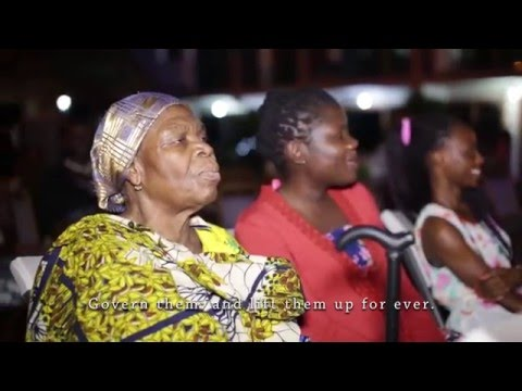 Tedeum laudamus - Hephzibah Night of Hymns 2016 ft Nii Okai
