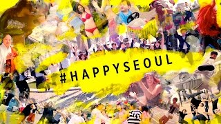 HappySeoul is a not-for-profit music video to the Pharrell Williams...