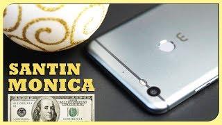 SANTIN MONICA – самый красивый ноунейм-смартфон