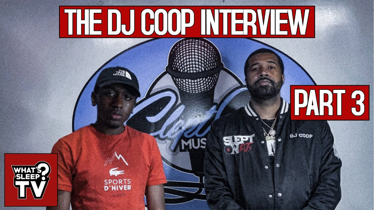 DJ Coop Talks His Relationship With DJ The Rapper & DJ's Upcoming Song With Lil Baby