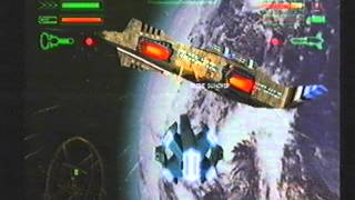 PS1 Demo Disc - Colony Wars: Vengeance