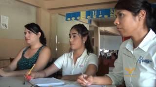 Reconoce Regidora Marina Calderón a estudiantes de CEAD